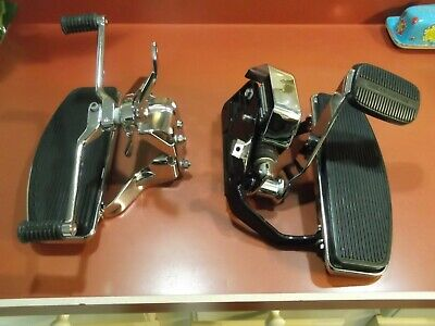 Harley 1998 Fatboy Driver's Controls/Floorboards, Softail • 329.15£