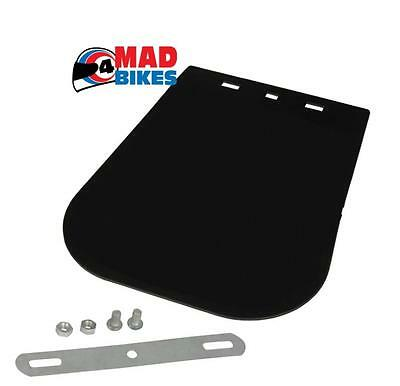 New Front Or Rear Mud Flap Suit Motorcycle, Scooter, Motorbike Etc • 5.49£