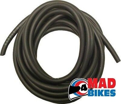 Motorcycle Fuel Pipe Motorcross Quad Scooter Petrol Pipe 6 To 8mm ID X 1 Meter • 4.99£