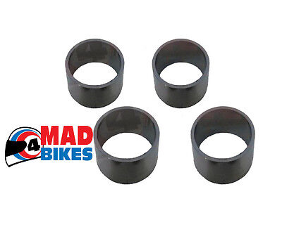 Honda Cb250 Superdream Exhaust Collector Box Gasket Seal Rings  • 19.99£