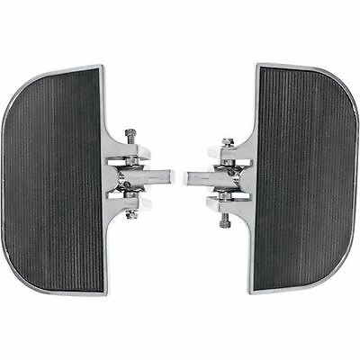 Chrome Mini Floorboards To Fit Harley-davidson • 55.95£