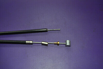 Universal British Motorcycle Front Brake Or Clutch Cable, Cut To Your Size • 9.50£