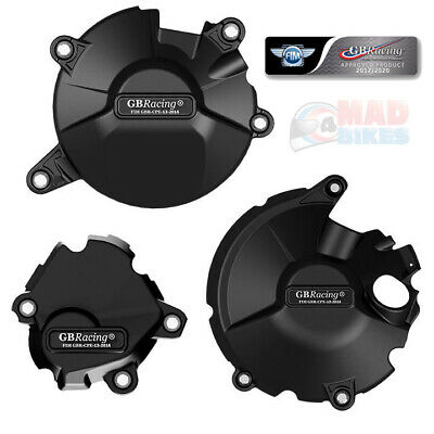 Honda CBR1000RR-R & SP 2020 GB Racing Secondary Engine Cover Protection Set  • 199.96£