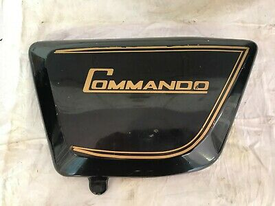 Pair Of Commando Steel Side Panels, Believed To Be From An Early Interstate  • 90£