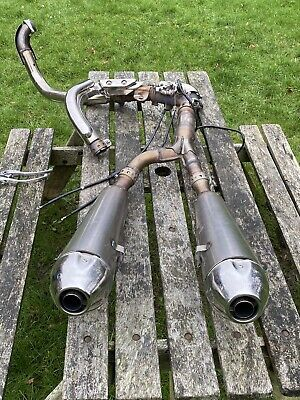 YAMAHA MT01 Exhaust System • 540£