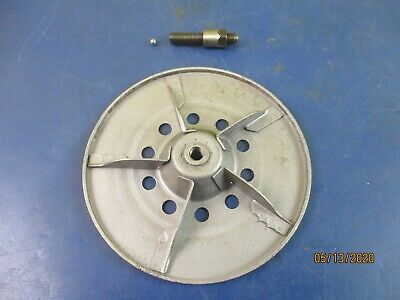 Clutch Pressure Plate W/ New Adjusting Screw & Nut Harley B,t. 1941-84 37871-41  • 14.72£
