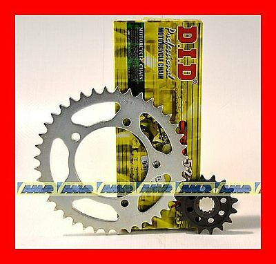 DID Set Chain Sprocket Suzuki Gsx-F 600 1998/2004 Set Transmission • 153.62£